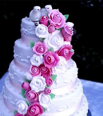 Gâteaux pour réceptions Manodélices