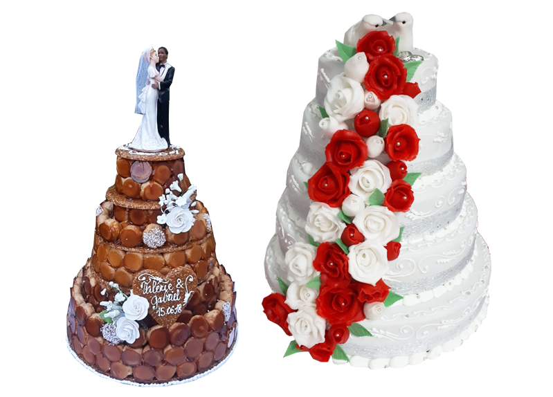 Dégustation gâteau
