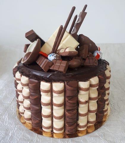 Gateau Chocolat Kinder Bueno